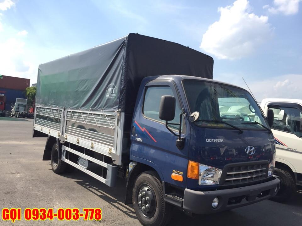 Hyundai Of Dothan >> xe tải hyundai hd99 thùng mui bạt 6t5 | Xe tải Hino HCM